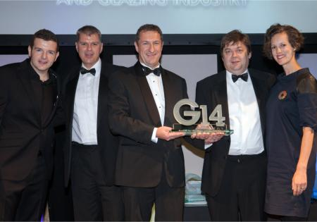 <br />Commercial Project of the Year at the prestigious G14